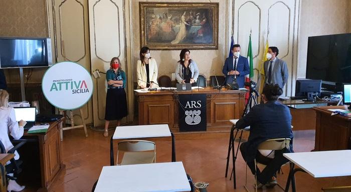 'Attiva Sicilia', nuovo gruppo Ars formato da ex M5s