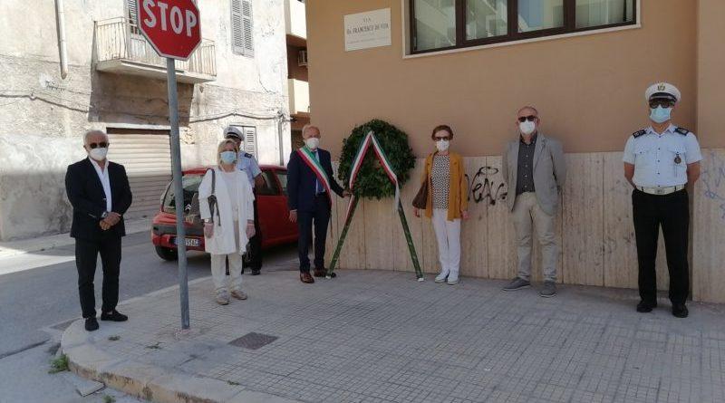 Marsala. In occasione della Festa della Repubblica ricordato lo statista marsalese Francesco De Vita
