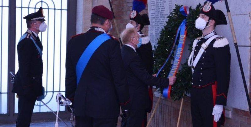 Livorno. Carabinieri: l'Arma celebra la sua festa, 206 anni di storia.