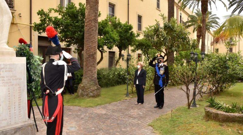 Trapani. 206° annuale della fondazione dell'Arma dei Carabinieri