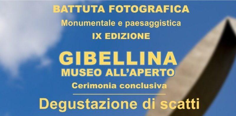 """Battuta Fotografica """"Gibellina Museo all'aperto"""": Cerimonia conclusiva"""