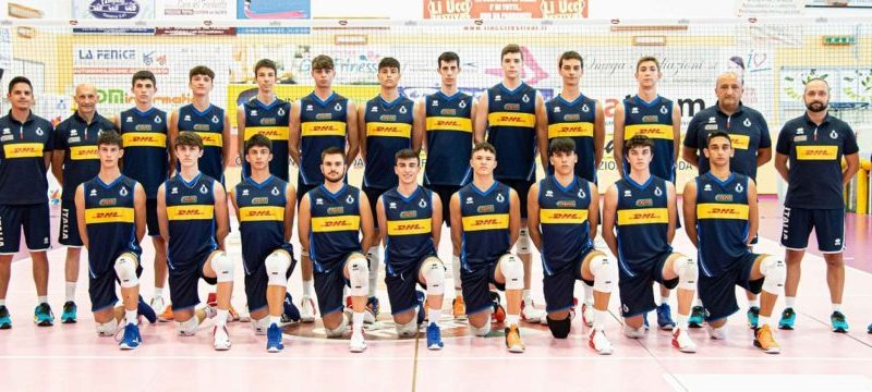 Volley. Sorteggiati i gironi del Campionato Europeo under 18 maschile