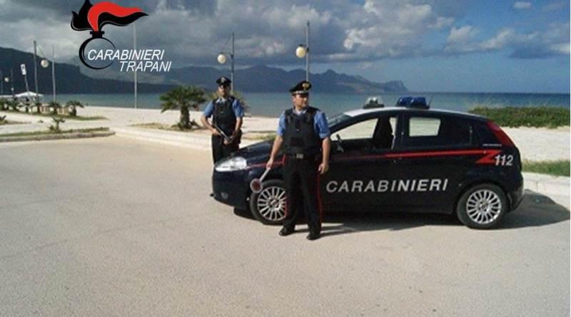 San Vito Lo Capo. 35enne arrestato per maltrattamenti in famiglia