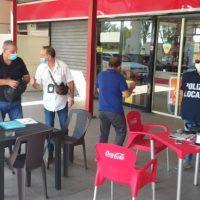 [Covid-19] Catania. Chiusi 5 esercizi commerciali per mancato rispetto prescrizioni