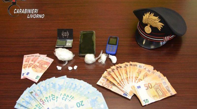 Livorno. Nasconde la droga nel barattolo del riso: Arrestato 27enne albanese.