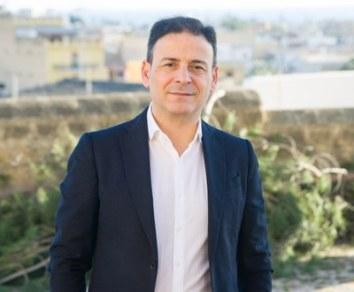 il neo presidente del Consorzio Trapanese per la Legalità e lo Sviluppo Salvatore Quinci