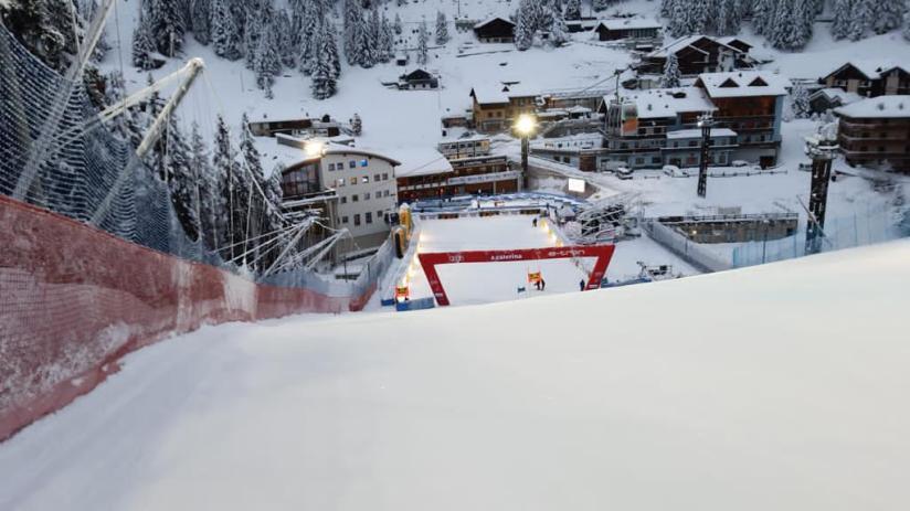Santa Caterina Valfurva Coppa Europa di sci alpino Cancro Primo Aiuto