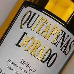 Vino Moscatel Dorado- Bodegas Quitapenas