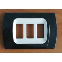 placca antracite metallizzata campoelettrico.it
