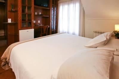 Detalhe Apartamento Luxo Superior - Pousada Campos de Provence
