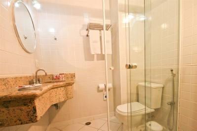 Banheiro - Pousada Campos de Provence