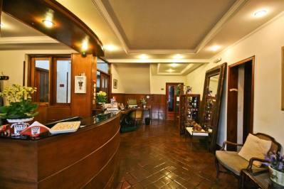 Hall de Entrada - Pousada Campos de Provence