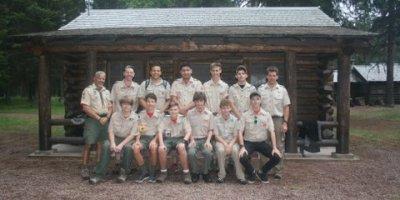 2016 Boy Scout Group