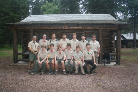 2016 Boy Scout Group