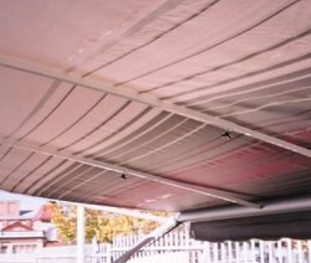 How To Install A Caravan Awning Support Rafter