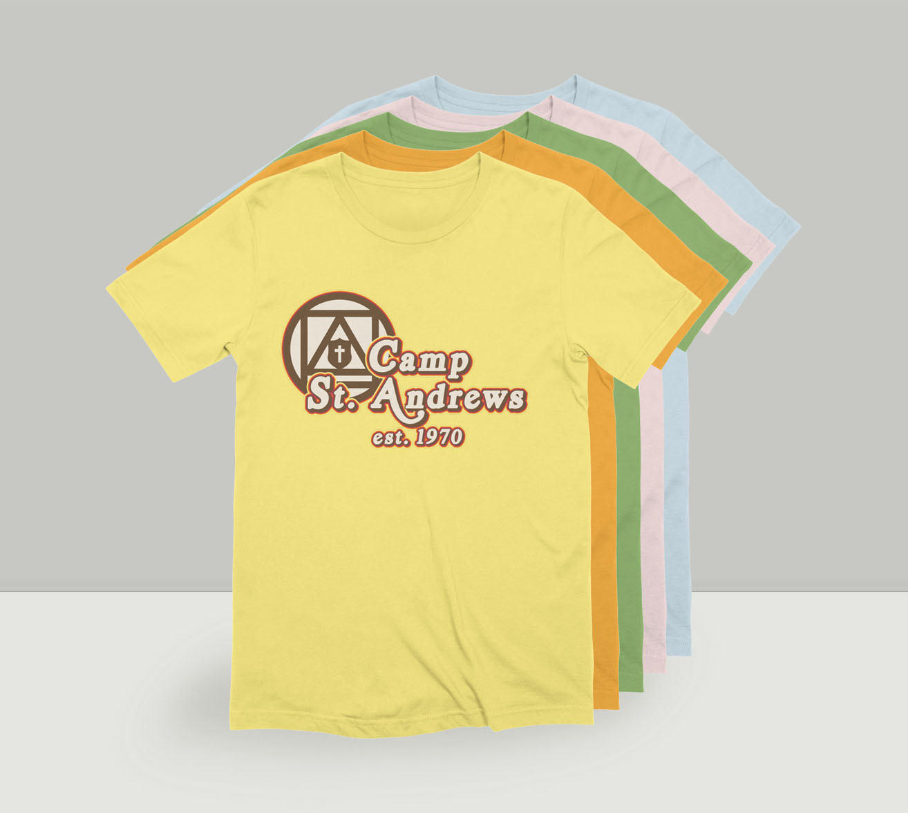 CSA 1970s Style T-shirt