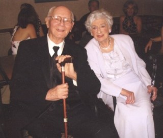 Zip and Evelyn 2009 cropped