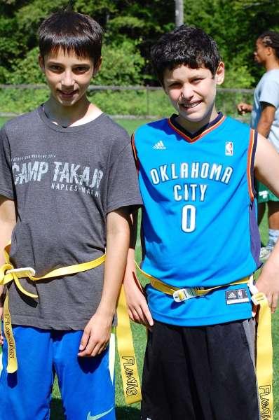 Camp Takajo for Boys in Maine 07_28_2015_M_JR_Grey_Football - 04