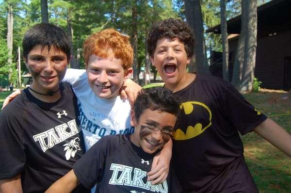 Camp Takajo for Boys in Maine 07_29_2015_M_JR_Green_LazerTag - 050