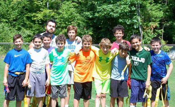 Camp Takajo for Boys in Naples, Maine.