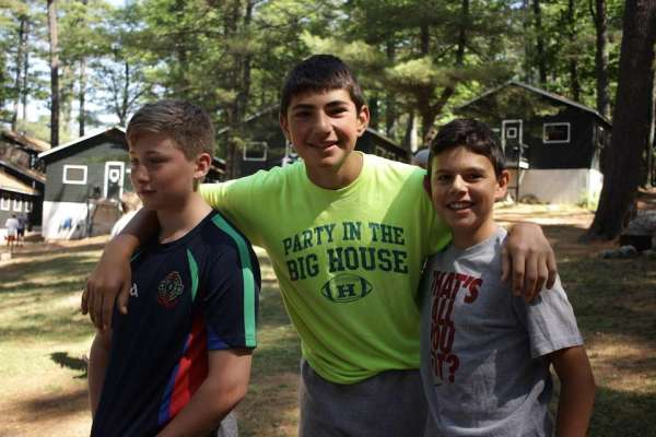 Camp Takajo for Boys in Naples, Maine