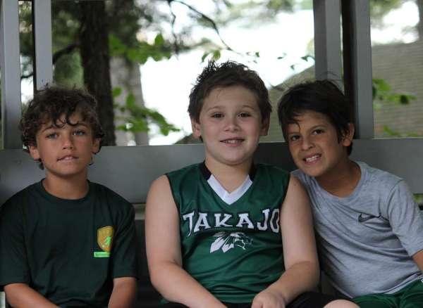 Camp Takajo for Boys in Naples, Maine.