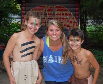 Camp Takajo for Boys in Naples, Maine