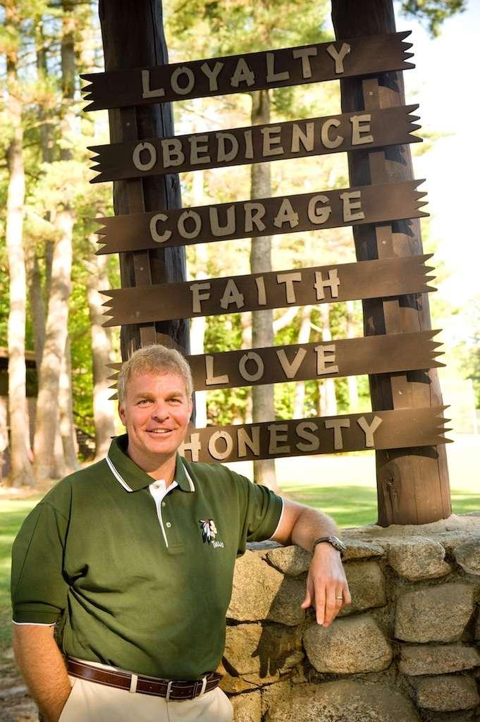 Camp Takajo Arch Ideals, Director/Owner Jeffrey Konigsberg