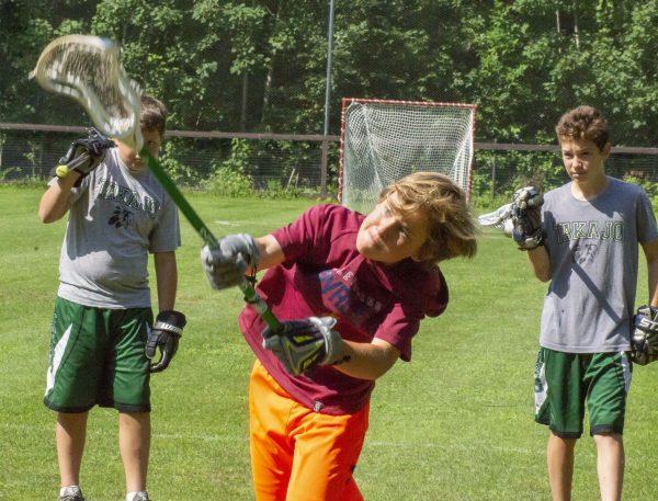 Camp Takajo Lacrosse 2018