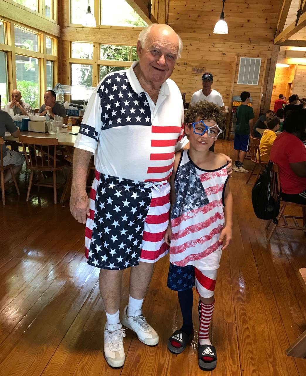 Independence Day at Camp Takajo 2018