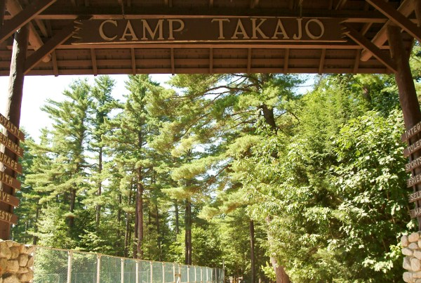 Camp Takajo in Maine