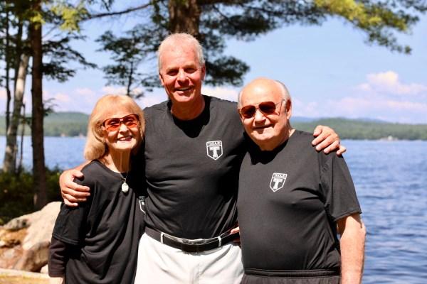 Jeff Konigsberg & his Parents at Takajo