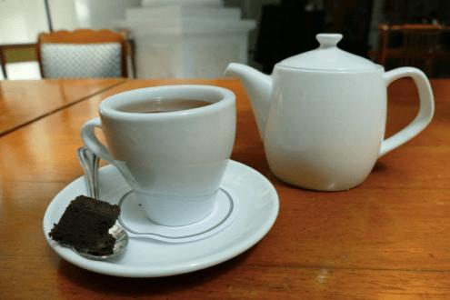 Darjeerling Earl Grey, Popcorn Tea - $5.50/pot
