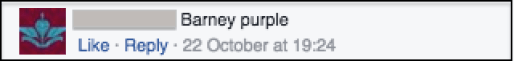 barney-purple