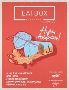 EATBOX & Bacon Beats @ Downtown East
