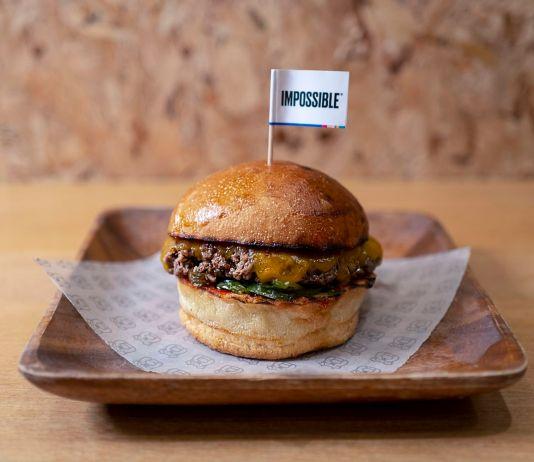 Plant-based burger, anyone?