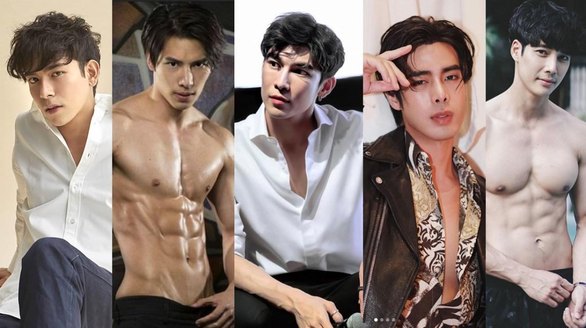 Male star thai Top Actors