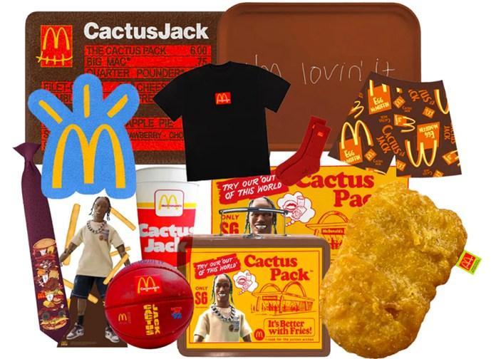 Cactus Jack McDonald's