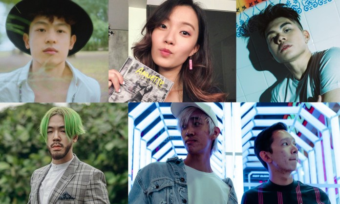 Singapore artists release