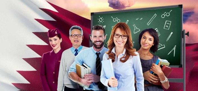 Qatar teachers day