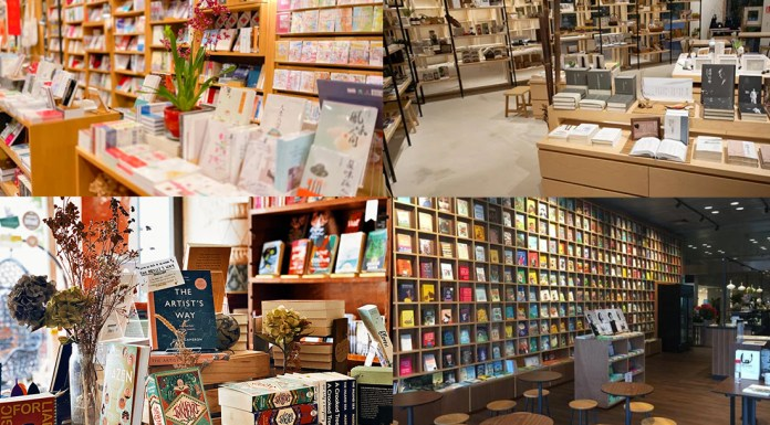 bookstore singapore