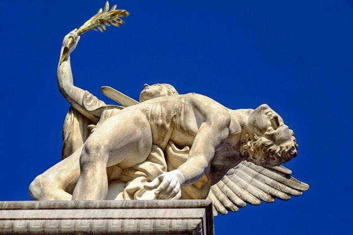 Gender fluid Greek Gods