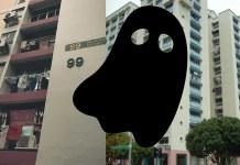 haunted HDB