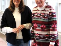 Beloved Glenda and Shirley of Arts and Sciences to retire