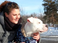 Breed Specific Legislation gives student new mission