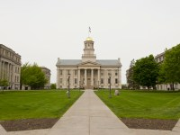 The University of Iowa is a public flagship state-supported research university located in Iowa City, Iowa.
