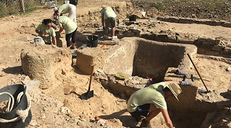 CEIMAR researchers lead new excavations looking for the 'garum' in Baelo Claudia