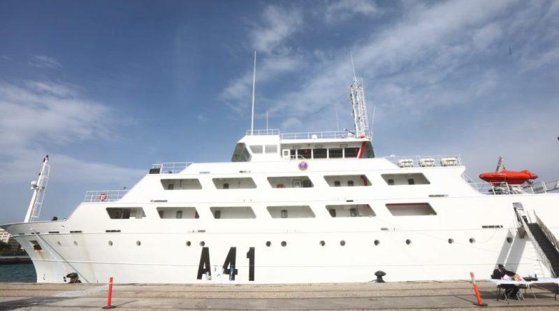 El CEI·Mar colabora con las actividades formativas del buque 'Intermares' en Cádiz