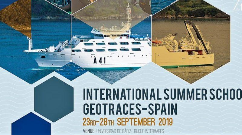 International Summer School GEOTRACES-Spain – Applications open