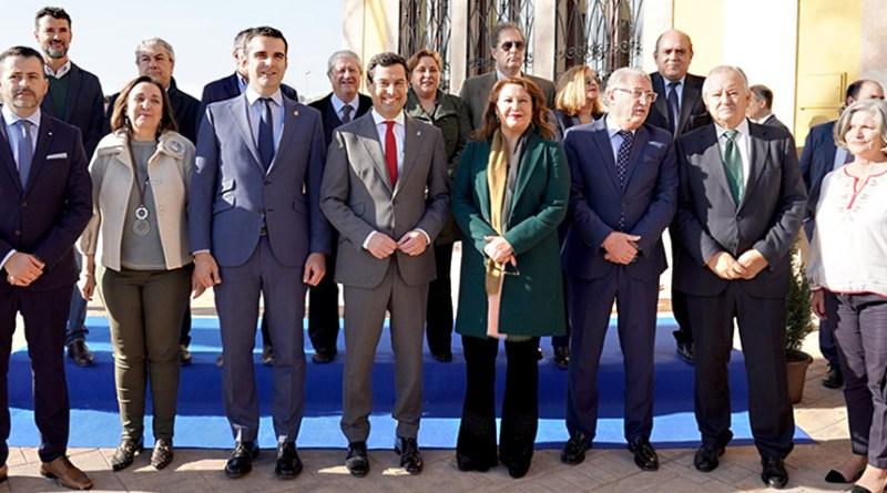 El Campus de Excelencia Internacional del Mar participa en el proyecto Ecomares impulsado por la Junta de Andalucía